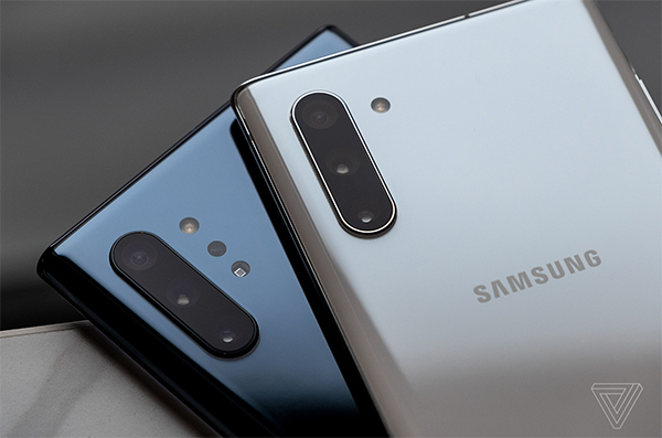 Thiết kế ưu việt của Galaxy Note 10 đem đến những trải nghiệm tuyệt vời