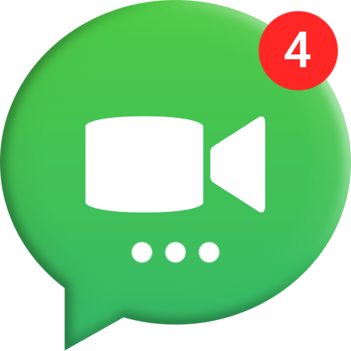 The Video Messenger App : Video Messages, Chats Icon