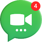 The Video Messenger App icon