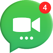 Die Video Messenger App icon