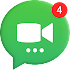 The Video Messenger App : Video Messages, Chats