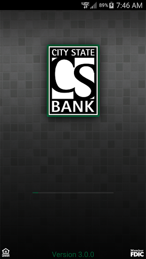 City State Bank Mobile Banking