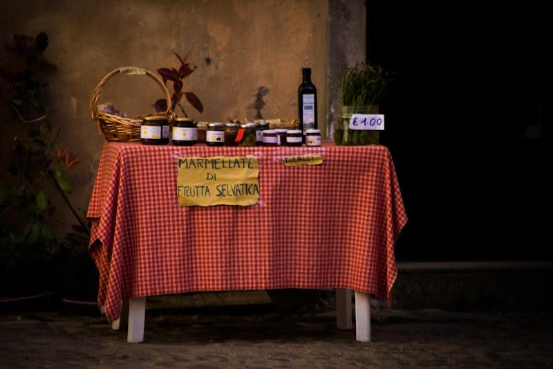 Marmellate di frutta selvatica di Erre-Gi