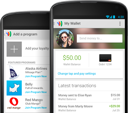 A new Google Wallet app for all Android phones