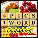 4 Pics 1 Word Tagalog icon