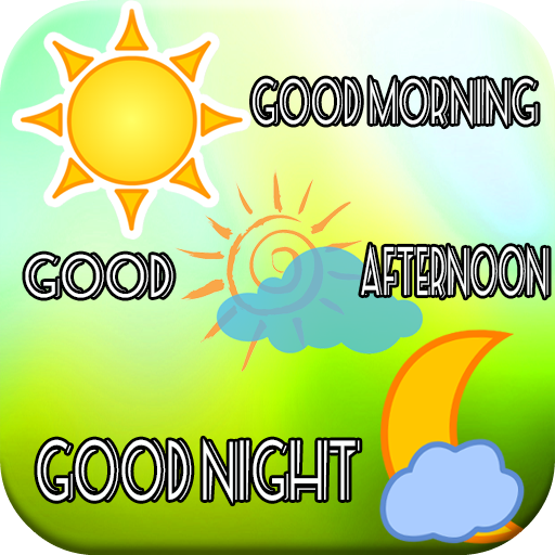 娛樂App|Good Morning, Afternoon, Night LOGO-3C達人阿輝的APP