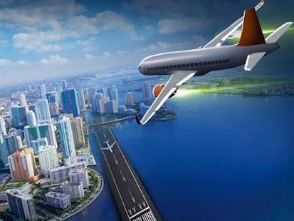 Plane Driving 3D 1.4 APK