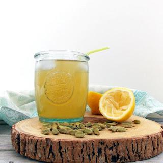 Iced Cardamom Tea
