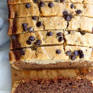 Cashew Butter or Peanut Butter Chocolate Marble Cake. Vegan Gluten free Cake.
