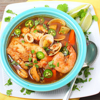 Mariscos Seafood Recipes.