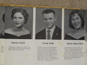 Photo: Carolyn Clark/Chuck Clark/Dotsie Clark Clifton