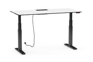 Купить столы с электрической регулировкой на сайте intspace.com.ua