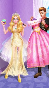 Sleeping Beauty Makeover – Date Dress Up 5