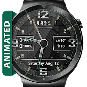 Carbon Fiber HD Watch Face