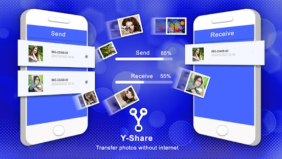 App Y - SHARE: Offline Fast File Share & Data Transfer APK for Windows Phone