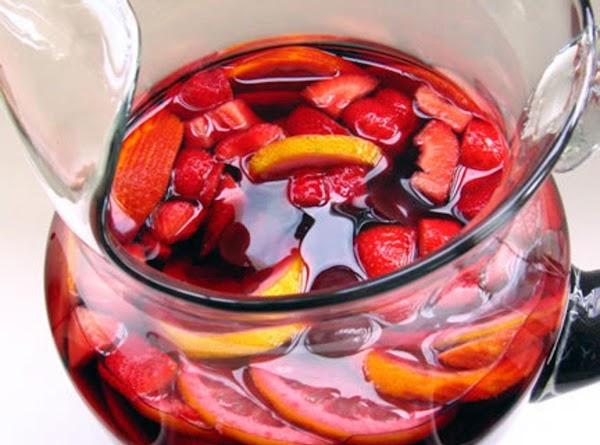5 Star Sangria Recipe