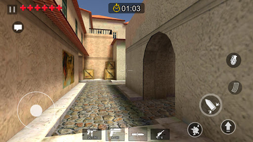GO Strike - Team Counter Terrorist (Online FPS)  screenshots 2
