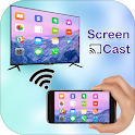 Smart View TV All Share Cast & Screen Mirroring icon