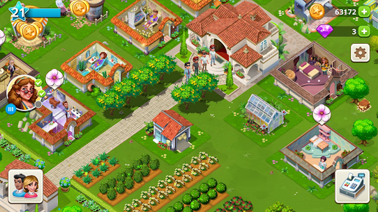 My Spa Resort: Grow, Build & Beautify🌸 2