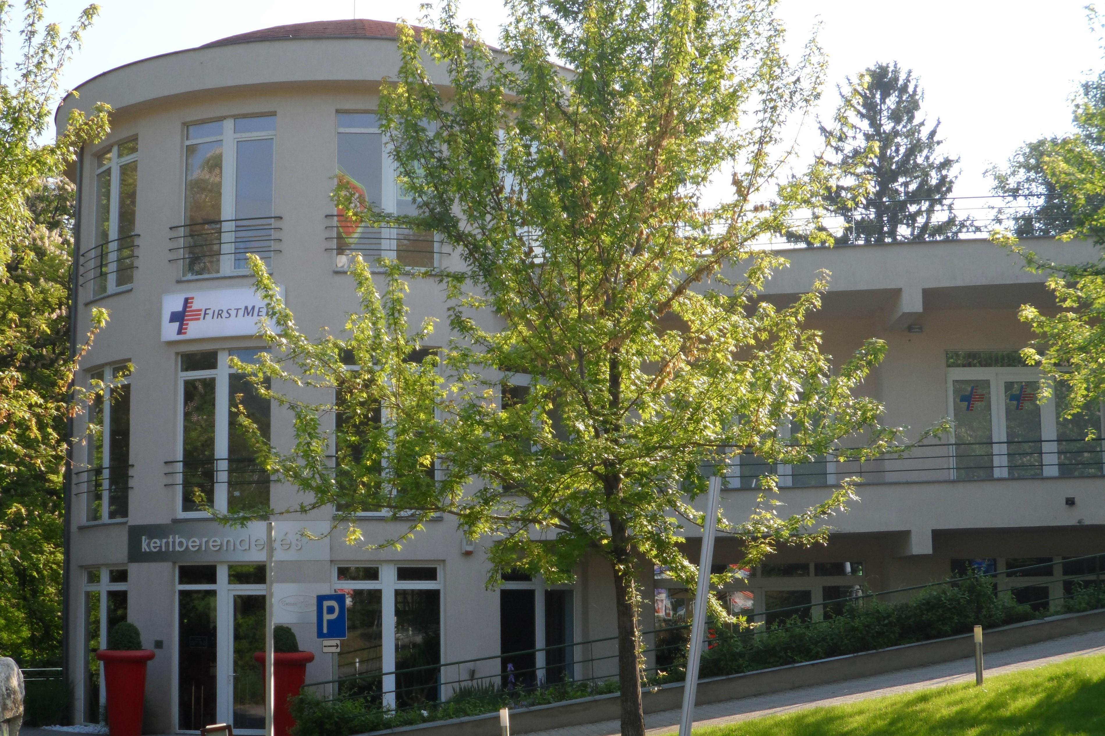 Huvosvolgyi clinic
