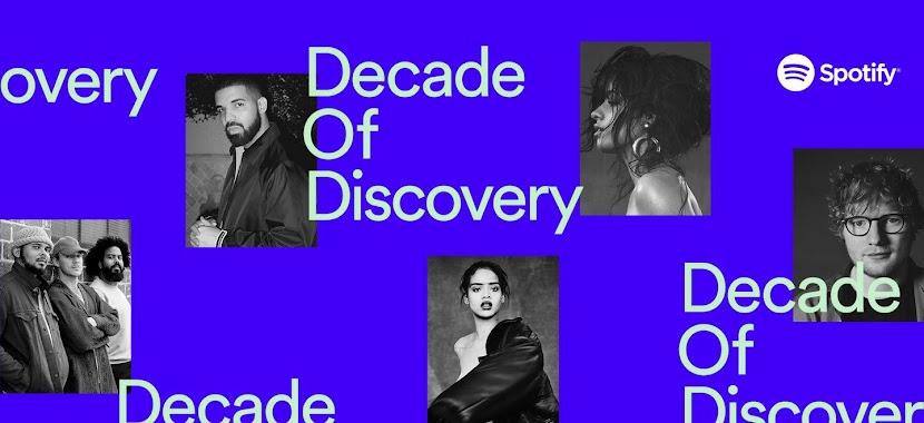 [迷迷音樂] Spotify 10週年  數據大公開  紅髮艾德 德瑞克  蕾哈娜 誰的歌被播最多?