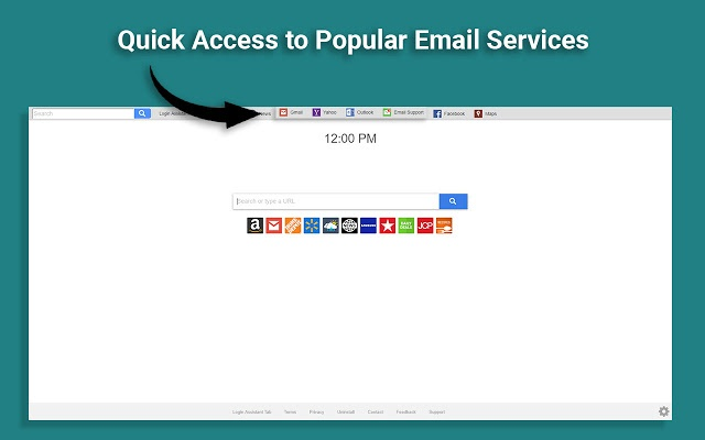 Email Access Here