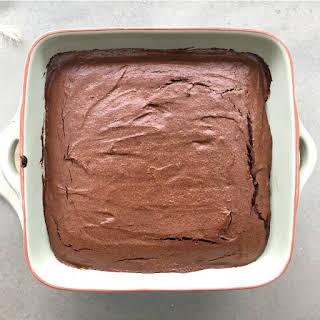 Sweet Potato Brownie.