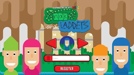 WITS SNAKES AND LADDERS APK screenshot thumbnail 2