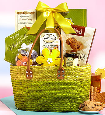 Photo: Spring Treats Gift Tote