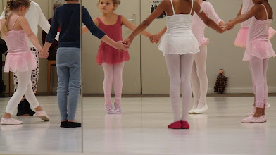 Photo: im Tanzstudio von Heidi Köpfer