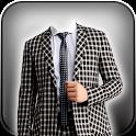 Men's Clothing Photo Montage icon