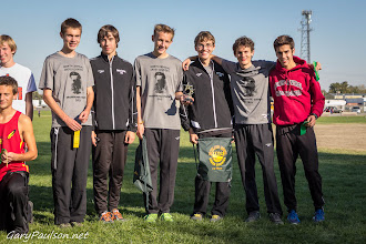 Photo: Awards: Varsity Boys - Division 2 - 1st Place: North Central JV 44th Annual Richland Cross Country Invitational  Buy Photo: http://photos.garypaulson.net/p660373408/e46037c42