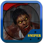 Sniper Zombie Shooting Game Icon