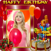 Tải Birthday Photo Frame miễn phí