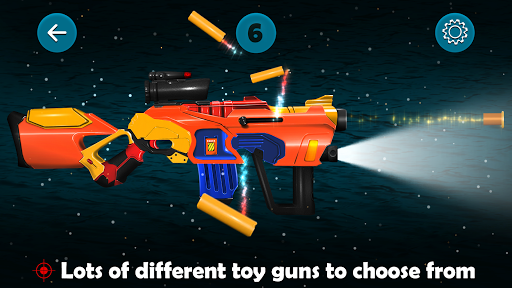 Toy Guns - Gun Simulator Game android2mod screenshots 13