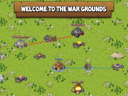 War Grounds 0.1.2 APK + MOD (Unlimited Money)
