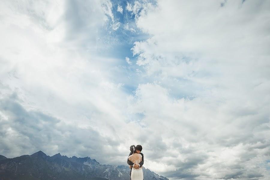 結婚式の写真家Xiang Qi (anelare)。19.09.2016の写真