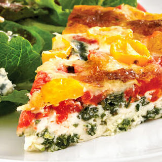 Crustless Egg White Quiche Recipes