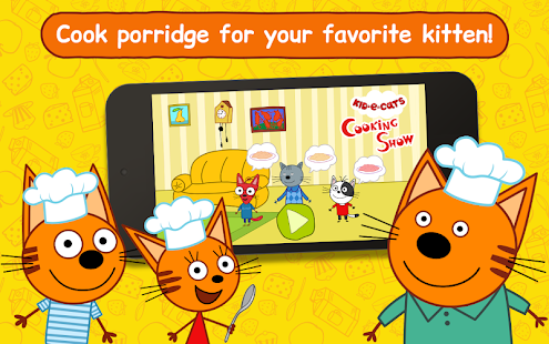 Download Kid-E-Cats: Kitchen Games & Cooking Games for Kids For PC Windows and Mac apk screenshot 17