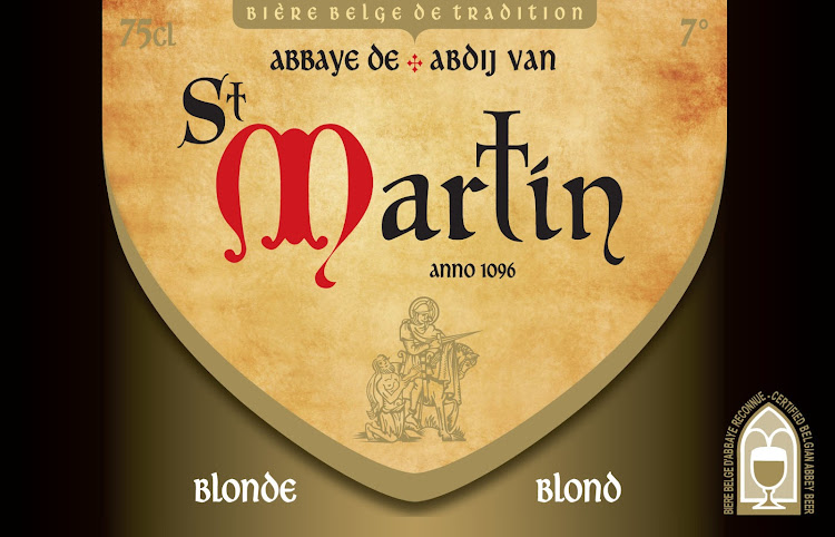 Logo of Brunehaut Abbaye De Saint-Martin Blonde