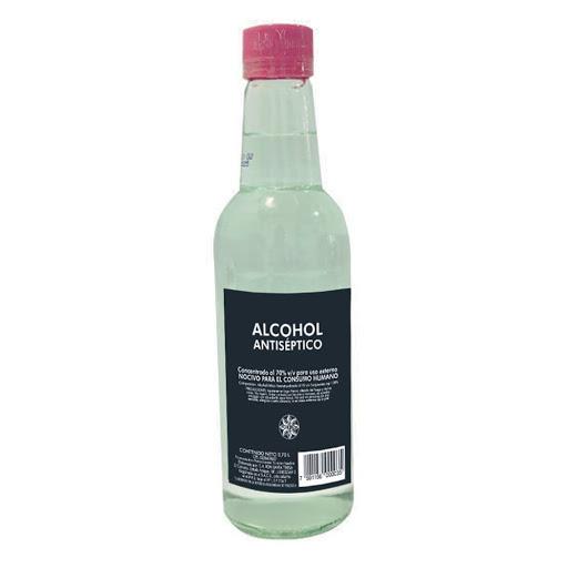 Alcohol Antiseptico Santa Teresa 700 Ml