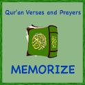 Qur'an Surah and Prayer Tutorial Memorize icon