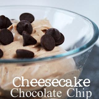 Cheesecake Chocolate Chip Dip