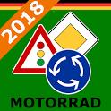 Motorrad - Führerschein 2018 icon
