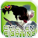 Chicken fighting game icon