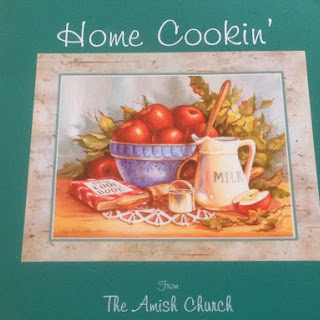 Amish Cooking….