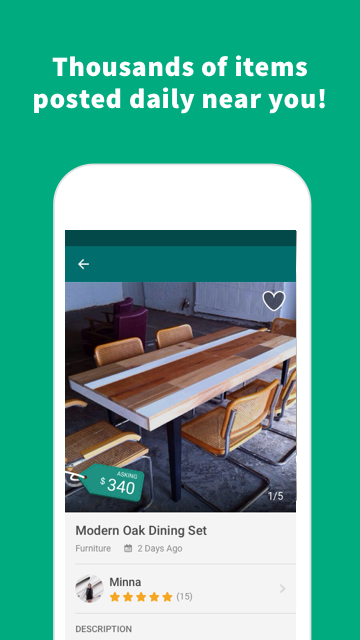 OfferUp - Buy. Sell. Offer Up- screenshot