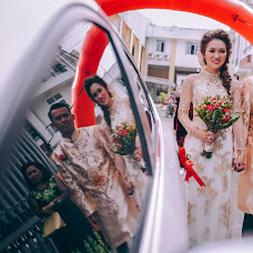 Wedding photographer Vu Thien y (vty109). Photo of 09.03.2017