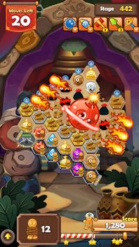 Monster Busters: Hexa Blast apk screenshot