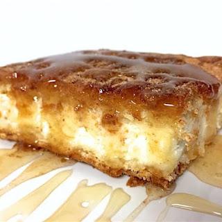 Mateo's Famous Sopapilla Cheesecake Bars.